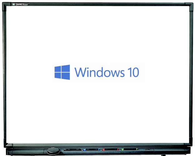 Windows 10 SMART Board